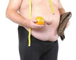 Ein erhöhter Körperfettanteil ist schädlich