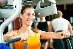 Abnehmen durch Muskelaufbau - den Grundumsatz erhöhen