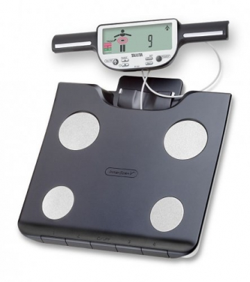 Tanita BC-601 Segment Körperanalyse-Waage / Körperfettwaage - 2