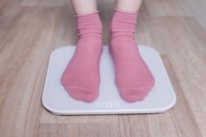 Körperfettwaage Werte - das Körpergewicht