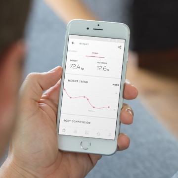 Nokia Body Plus Health Mate App