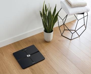 Nokia Body Plus Test - im Wohnzimmer