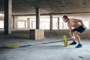 Körperfettanteil durch Krafttraining reduzieren